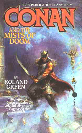 Conan and the Mists of Doom cover