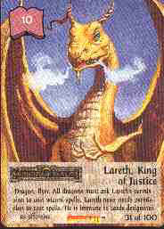 Lareth, King of Justice